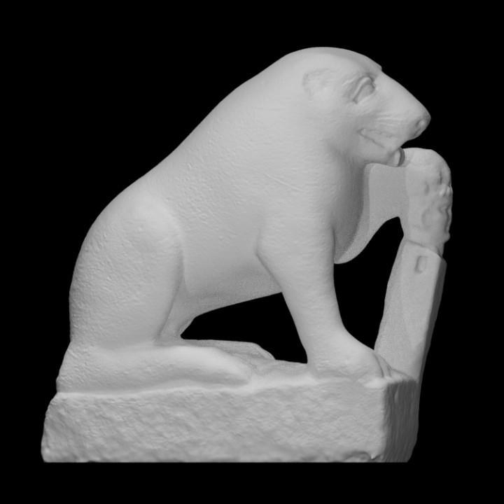 Bear of Porcuna