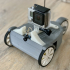 RC FPV-Trike with rear steering wheel image