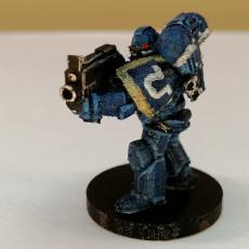 Space marine tactical squad - warhammer 40k