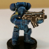 Space marine tactical squad - warhammer 40k image