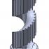 S 3a - Shaft Ø25 -spiral image