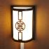 Chinese wall lamp image