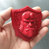 Hellboy badge image