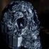 Fancy Skull 1 print image