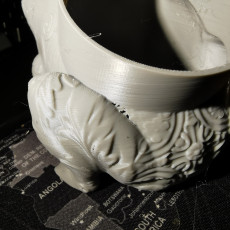 Picture of print of Froggy Planter - no supports