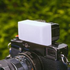 Fujifilm EF x20 Flash Diffuser
