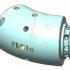 PB 1a -  Bended Pibe 45deg image
