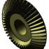 GW 1a - Gear Wheel -bevelled image