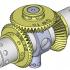 GW 1c - Gear Wheel -bevelled image