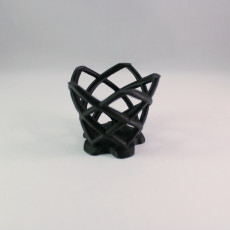 Picture of print of GOT Egg holder