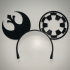 Star Wars Ears- Rebel Alliance/Galactic Empire image