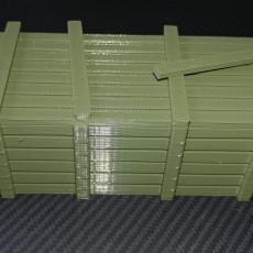 WPL B1 B16 B36 JJRC Q60 Q61 or similar wooden artillery crate