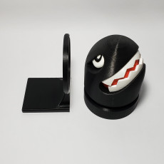 Picture of print of Bullet Bill/Banzai Bill Stand