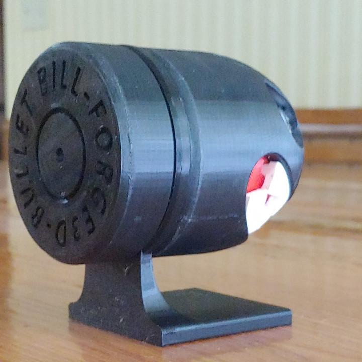 Bullet Bill/Banzai Bill Stand