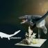 Mosasaurus image
