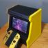 Nintendo Switch arcade box print image