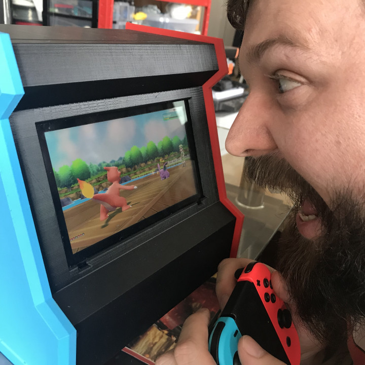 Nintendo Switch arcade box