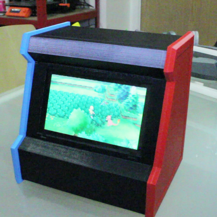 Nintendo Switch arcade box