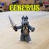 Cerebus the Aardvark print image