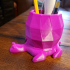 Lazy Turtle Pencil Holder image