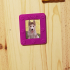 Paw Print Dog Picture Frame image
