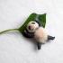 Sleeping Panda image
