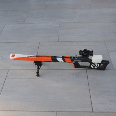 Repeating Rubberband Rifle - Maliwan / Borderlands
