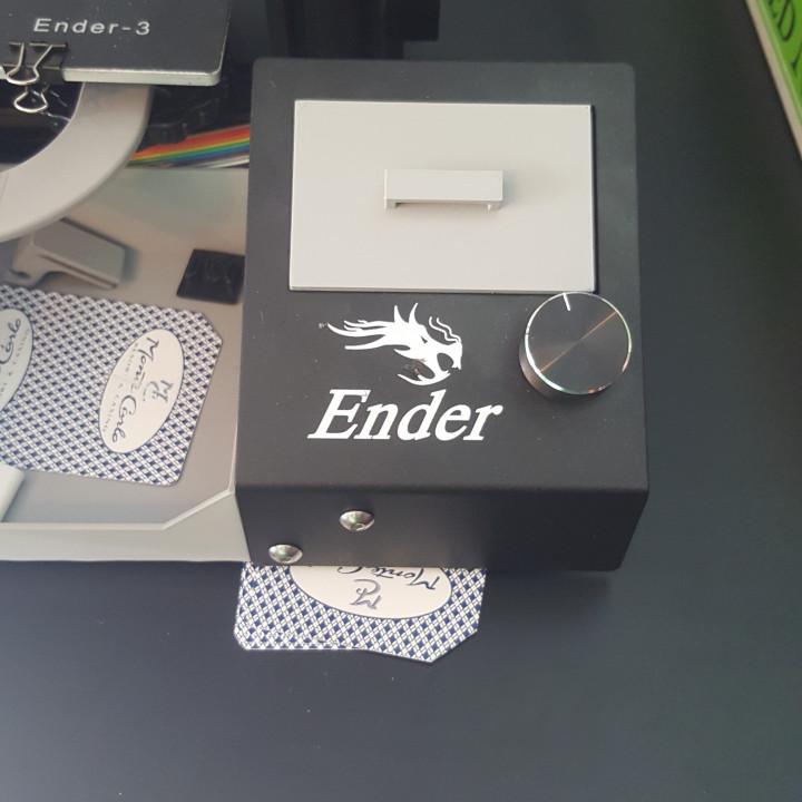 Ender 3 Screen Cover