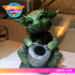 BabyDragon - Pen holder image