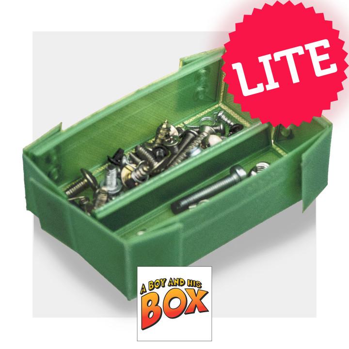 A boy and his BOX | LITE