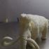 Mammoth print image