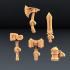 Dwarven Defender - C (Lady) Modular image