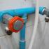 Faucet knob anti-slip grip ring (25mm) image