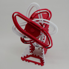 Picture of print of Perpetual Motion da Vinci Style IV