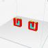 Hanayama Puzzle Level 3 G&G image