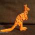 Flexi Articulated Kangaroo image