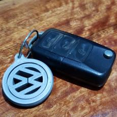 Volkswagen Swivel Keychain