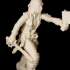 female human Street samurai from shadowrun rpg image
