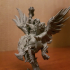 Alvar on Thunderbeak - Dwarven Lord on Gryphon image