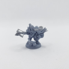 Picture of print of Flokir the Skald - Modular Dwarven Skald This print has been uploaded by Taylor Tarzwell