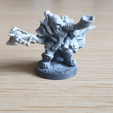 Picture of print of Flokir the Skald - Modular Dwarven Skald This print has been uploaded by Nicholas