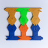 DNA/RNA Building Toy Set with Improved Joints image