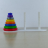 Tower of Hanoi game image