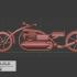 SteamPunk Motorbike image