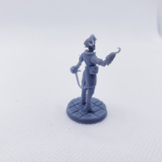 Picture of print of RPG Rogue - Multipart with build options (32mm scale)