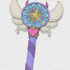 Star vs. evil Forces butterfly wand image