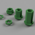Gravitrax compatible pillar image