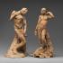 Standing Nude Male Figure (Phidias) image