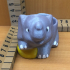 Elephant Tea Light image