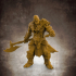 RPG Barbarian- Multipart with build options (32mm scale) image